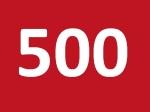 Сертификат номиналом 500 грн