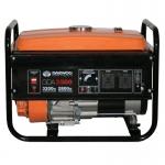 Надежный и практичный однофазный бензиновый генератор с ручным запуском мощностью 2,8 кВт.