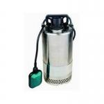 Используется для откачки или перекачки чистой или малозагрязненной воды