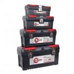 Комплект ящиков ТМ INTERTOOL BX-0004 для инструментов состоит из 4 ящиков разного размера: - Малого – ВХ-1013 12.5