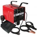 Основу сварочного аппарата INTERTOOL DT-4116 составляет однофазный трансформатор с падающей характеристикой. Сварочный аппарат DT-4116 используется для сварки переменным током при помощи штучных сварочных электродов (тип E 43R). Сварочный ток регулируется магнитным шунтом. Значение сварочного тока отображается на градуированной шкале амперметра, расположенной на лицевой панели сварочного аппарата, и соответствует напряжению дуги. При использовании сварочного аппарата необходимо обратить внимание на...