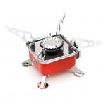 Плита газовая INTERTOOL GS-0010 — полезный прибор, для тех, кто собирается в поход, на охоту, рыбалку или любит активный отдых в экстремальных условиях. GS-0010 с весом 416 г, и довольно скромными габаритами, является самой легкой плиткой в своем классе. Плитка в первую очередь предназначена для приготовления и разогрева еды, а также для кипячения жидкостей, поэтому, температуры горения, которую может выдать прибор (до 500 oС) хватит с головой. В качестве топлива для GS-0010 применяются одноразовые...