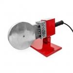 Паяльник для труб из PPR INTERTOOL RT-2103 используется для монтажа полипропиленовых фитингов и труб диаметром 75-110 мм. Ручная контактная сварка производится нагретым инструментом в раструб полипропиленовых труб, что позволяет сохранить долговечность конструкции, не повреждая материал. Максимальная температура нагревания паяльника 300 °С. В комплекте с паяльником идет подставка, набор насадок диаметром 75-110 мм, пластиковый кейс для хранения и транспортировки. Данный паяльник оснащен термостатом и индикаторами нагрева.