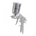 Краскопульт пневматический INTERTOOL PT-0202 — хороший выбор для несложных покрасочных работ. Покрасочный пистолет сконструирован по технологии НР (High Pressure), что подразумевает, использование высокого давления с относительно низким расходом воздуха. Так, при рабочем давлении до 5 Атм и диаметре форсунки 1,5 мм, его расход воздуха колеблется в пределах 130-190 л/мин. Он отлично справится с бытовыми покрасочными задачами и может применяться с большинством видов ЛКМ. Несложная конструкция обуславливает...