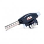 Газовая горелка GB-0020 — это универсальный инструмент, пригодный для выполнения разнообразных задач, как в быту, так и в рабочей обстановке. Максимальная температура пламени, которую способен выдать прибор — 1300 0С. Газовая горелка для одноразовых баллонов имеет неприхотливый дизайн и максимально проста в применении. Цанговый баллон напрямую подсоединяется в разъем горелки и используется как рукоятка для получившейся конструкции. На задней части прибора расположен регулятор, который дает возможность...
