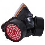 Респиратор INTERTOOL SP-0028 предназначен для индивидуальной защиты органов дыхания человека от пыли и мелкодисперсного сора при их концентрации в воздухе не более 200 мг/м3. Респиратор можно использовать во всех климатических зонах при температуре от —20°С до +50°С. SP-0028 состоит из полумаски из ABS-пластика, трикотажного обтюратора, клапанов вдоха и выдоха и двух сменных фильтрующе-поглощающих картриджа, содержащего специализированный поглотитель и противоаэрозольные фильтры.