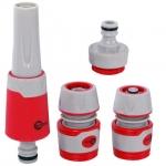 Насадка для полива ТМ INTERTOOL GE-0029 с плавной регулировкой потока воды для коннектора 1/2