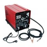 230 В, 7,5 кВт, 40-180 А, диаметр проволоки 0,6-0,8 мм