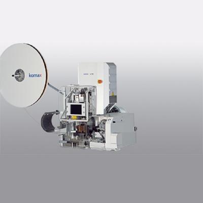 Настольный модуль для опрессовки проводов.