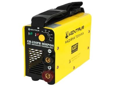 Регулировка сварочного тока: 20-250 А