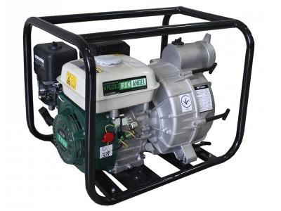 Бензиновая мотопомпа для грязной воды