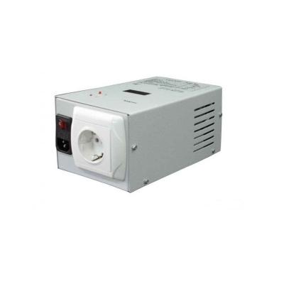 Стабилизатор напряжения (нормализатор) СНОПТ 1000 Вт разработан специально для защиты одного маломощного энергопотребителя: газовый котёл, холодильник, компьютер, электронные весы, кассовые аппараты и т.д.