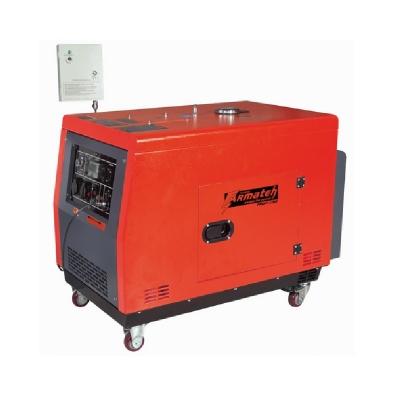 Мощная мини-электростанция с блоком управления ATS.