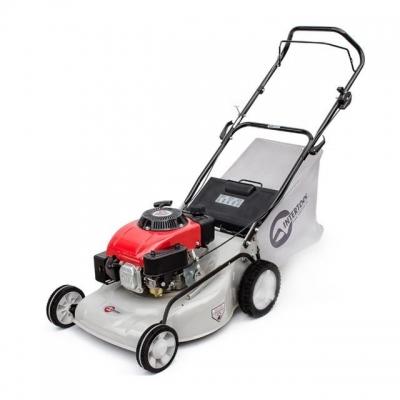 Бензиновая газонокосилка INTERTOOL LM-4545 предназначена для стрижки травы и газонов в дачных участках, парках, скверах и т. д. Газонокосилка INTERTOOL LM-4545 имеет бензиновый 4-х-тактный двигатель объемом 135 куб.см. и мощностью 3.4 кВт (4.5 HP). При наличии мощного двигателя эта модель очень экономична. Объем топливного бака составляет 1.5 л. Большое количество регулировок (5 регулировок) и изменение высоты среза (25-75 мм) позволит настроить газонокосилку согласно вашим требованиям. Достоинством...