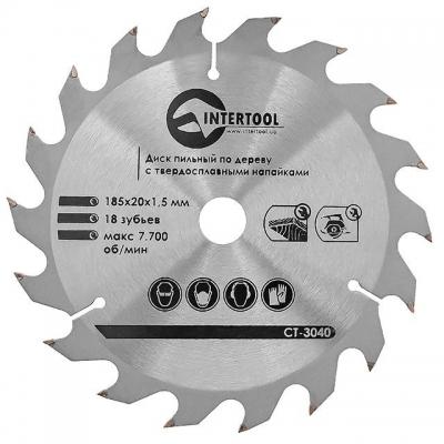 Диск пильный по дереву INTERTOOL CT-3040 рассчитан на работу c болгарками (УШМ), а также дисковыми пилами. Благодаря применению качественной инструментальной стали и высокоточного припоя зубьев, такие диски отличаются высокими эксплуатационными показателями. Сами зубья – изготавливаемые из крайне твердого сплава с точной алмазной шлифовкой. Зубья диска имеют чередующийся наклон, что обеспечивает точность и чистоту пропила. Такие диски можно использовать и для продольного, и для поперечного распила...