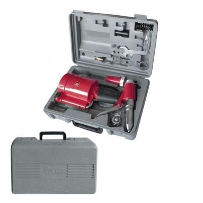пневматический в чемодане с аксессуарами