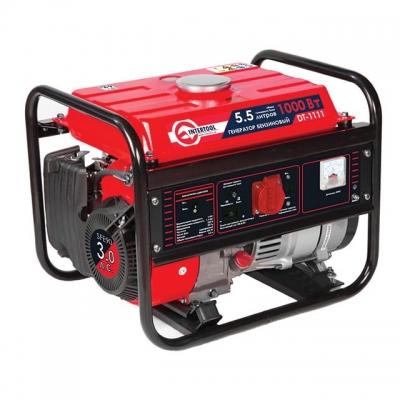 макс. мощн. 1,2 кВт., ном. 1 кВт., 3,0 л.с., 4-х тактный, ручной пуск 26,5 кг.