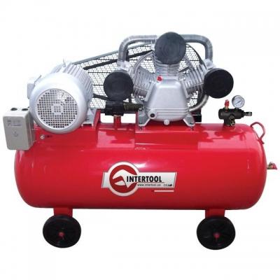 10 HP, 7,5 кВт, 380 В, 8 атм, 1050 л/мин. 3 цилиндра