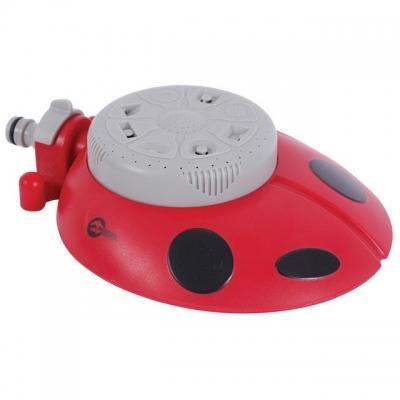 Дождеватель ТМ INTERTOOL GE-0073 изготовлен из прочного пластика в современном изящном дизайне в форме