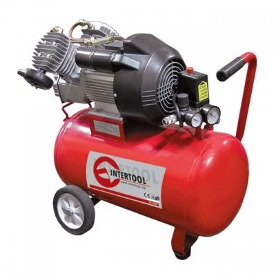 4 HP, 3 кВт, 220 В, 8 атм, 420 л/мин, 2 цилиндр.